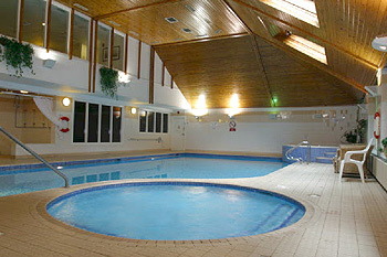 Betws y coed leisure club and spa at the waterloo hotel for Waterloo rec centre swimming pool